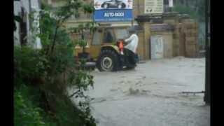 powódź w Bogatyni 2010