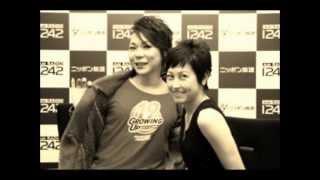 2013年3月15日放送 ゲスト 岸谷香さん < プリンセス プリンセス > お...