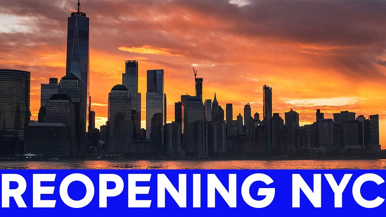 'Here We Go:' NYC Mayor Confirms Phase II Start Monday, Opening ...