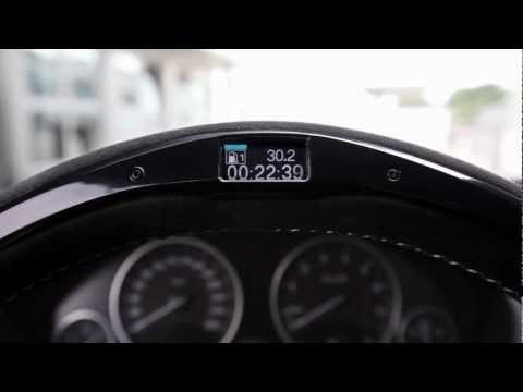 BMW M Performance Steering Wheel.