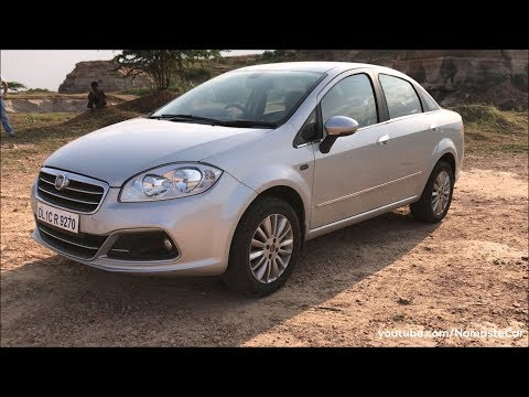 Fiat Linea T-Jet 125 S 2017 | Real-life review
