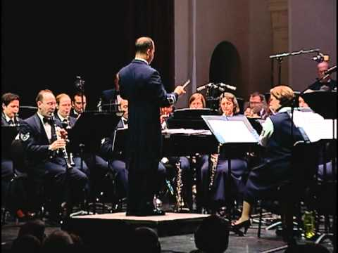 A Night At The Palladium - U.S. Air Force Reserve Band 2011