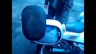 Мото тюнинг из зоомагазина, кофры из кошачьих туалетов(, 2012-09-29T16:57:10.000Z)