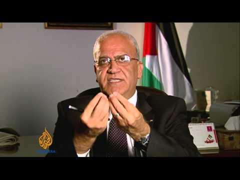Saeb Erekat discusses Arafat death