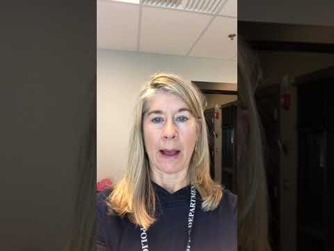 Town Manager Libby Gibson Update To Town Employees - April 21, 2020