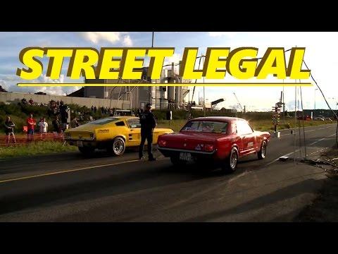 Street Legal Fredrikstad / Garasjen