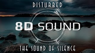 Disturbed - The Sound Of Silence (8D SOUND)