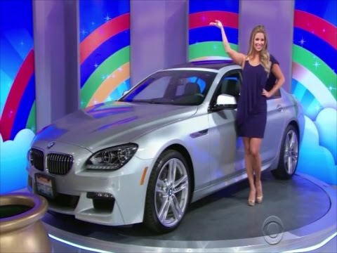 The Price Is Right (1/27/15) | Golden Road for a BMW 640i Gran Coupe!