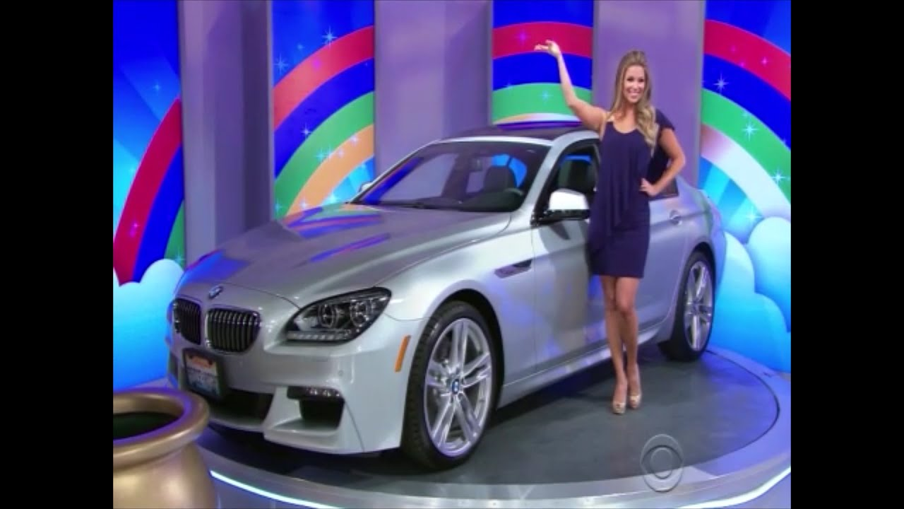 The Price Is Right 1 27 15 Golden Road For A Bmw 640i Gran Coupe