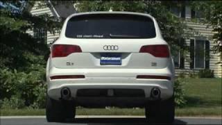 MotorWeek Road Test: 2009 Audi Q7
