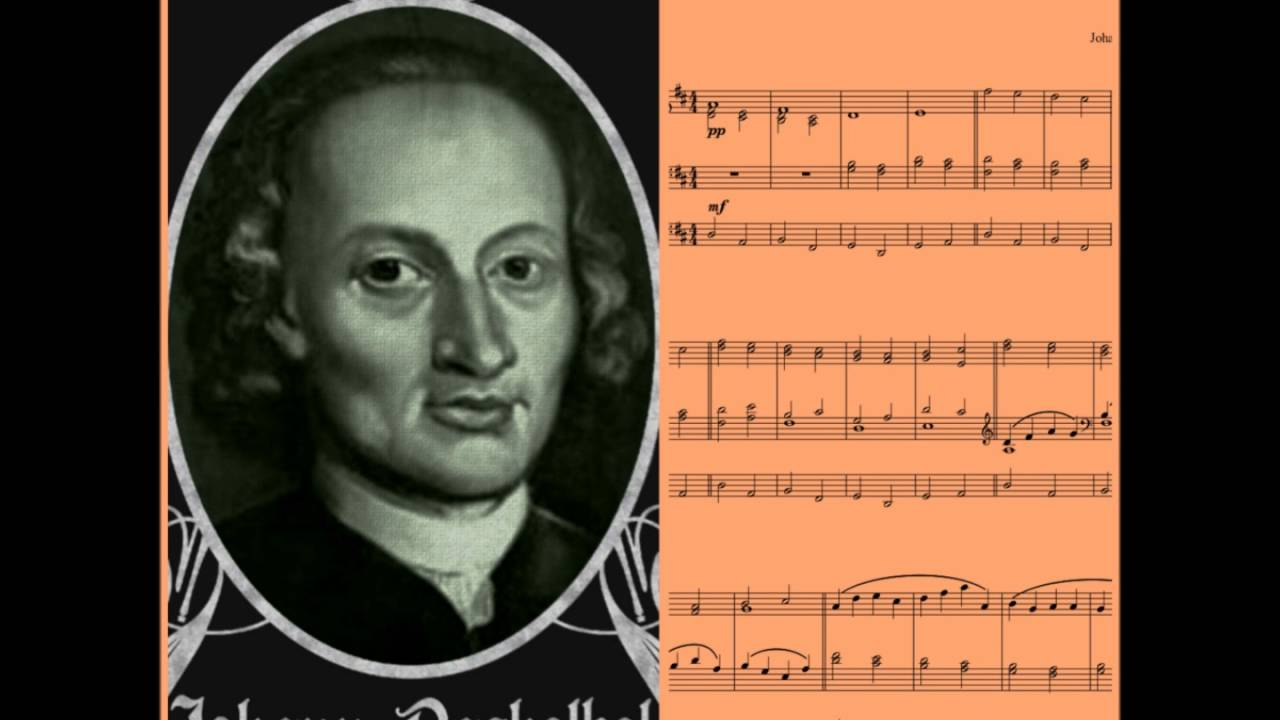 jhonann pachelbel Pachelbel canon, classical music johann pachelbel - canon in d major from london symphony orchestra plays great classics johann pachelbel canon or kanon.