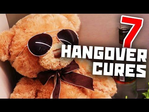 Top 7 Slav hangover cures