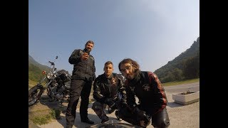 Motorcycle trip to Lefkada
