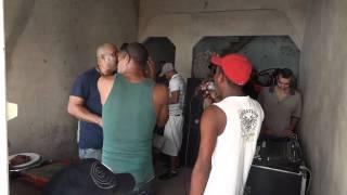 Ensayo de Rumbatá en Camagüey, Cuba
