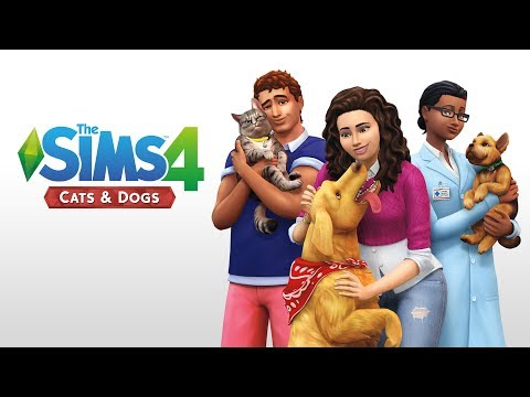 FIRST IMPRESSIONS AND CREATING PETS - SIMS 4 CATS AND DOGS