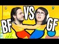 """IM GUNNA HUMP YOU"" BF vs GF Wrestle Jump"