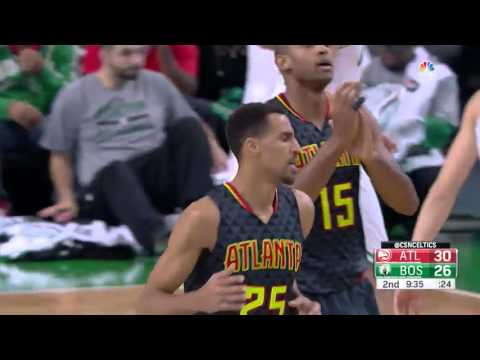 Thabo Sefolosha vs Boston Celtics 13.11.2015 (10Pts)