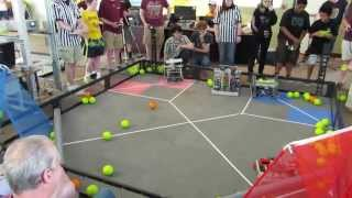 1st ever match of Nothing But Net in Maryland!