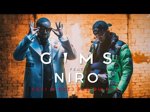 preview GIMS - Ceci n'est pas du rap (feat. Niro) from youtube