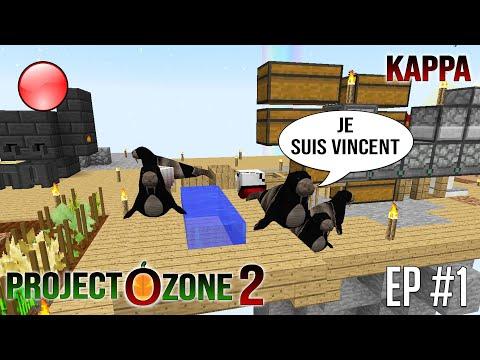 UN NOUVEAU MODPACK !!   Project Ozone 2 Reloaded Kappa #1