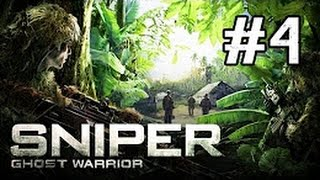 ОДИН ПРОТИВ ВСЕХ ► Sniper Ghost Warrior 1 прохождение на русском - Часть 4