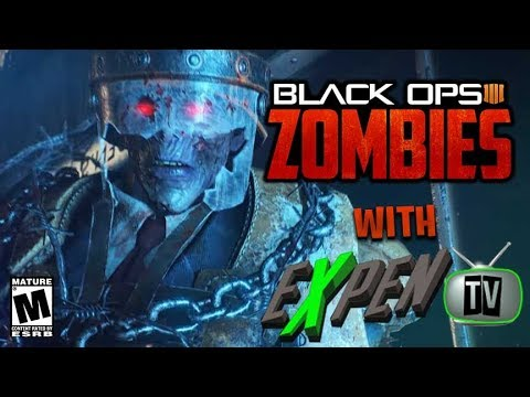 BO4 BLACK OUT & ZOMBOZ HIGH ROUNDS WITH THE BINGBONG'S (RATED M)[Ps4Pro]