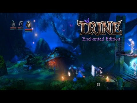 Trine Enchanted Edition - Bramblestoke Village (Level 13) |