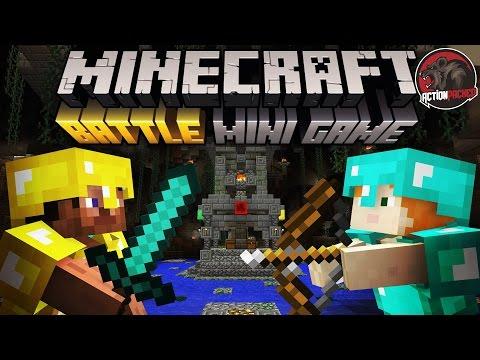 """Minecraft: """"BATTLE"""" Mini-Game Announced - FREE UPDATE in June! + Screenshots!"""