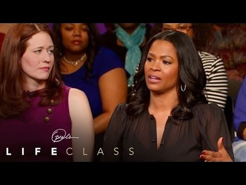 Thumbnail: The Woman Who Brought Actress Nia Long to Tears | Oprah's Life Class | Oprah Winfrey Network