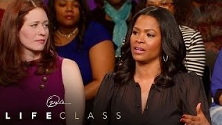 The Woman Who Brought Actress Nia Long to Tears | Oprah's Life Class | Oprah Winfrey Network streaming