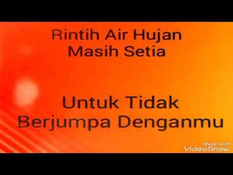 Lirik Lagu Tony Q Rastafara - Tertanam