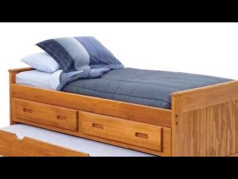 wooden double bed with storage drawers designs youtube. Black Bedroom Furniture Sets. Home Design Ideas