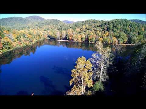 Lake Winfield Scott Suches, Georgia