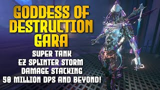 THE MOST POWERFUL GARA BUILD & SETUP