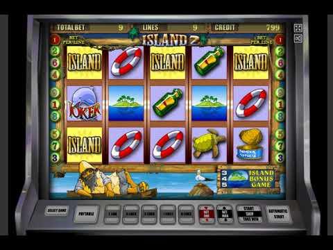 Игровой автомат ISLAND 2 играть бесплатно и без регистрации онлайн