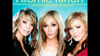 Atomic Kitten - The Tide Is High (Get The Feeling) (Groove Brothers Club Mix)