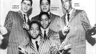 LOUIE LYMON & TEENCHORDS - Never Let You Go / I Found Out Why (alternate take) - PARK AVE 9