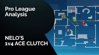 Pro League Analysis | Nelo's 1v4 Ace Clutch | NA'VI vs Wildcard