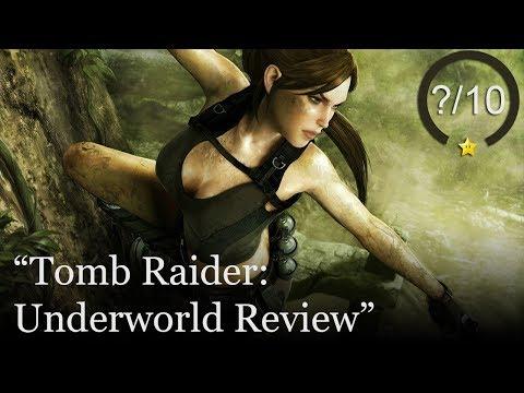 tomb raider underworld ps3 cover