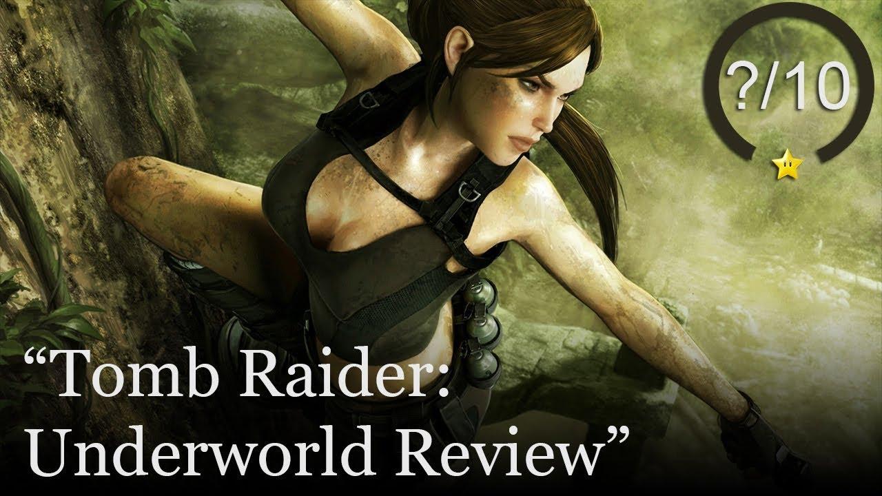 tomb raider underworld ps2 review