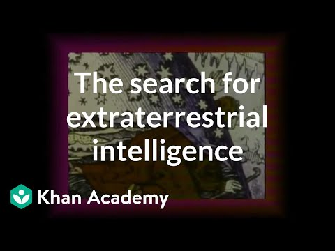 The search for extraterrestrial intelligence | Computer Science | Khan Academy