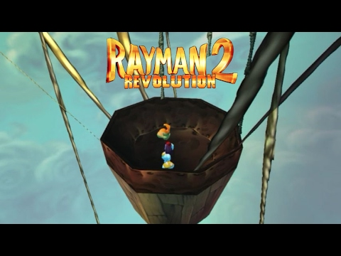 Rayman 2 Revolution 60fps hack (requires PCSX2 and good PC