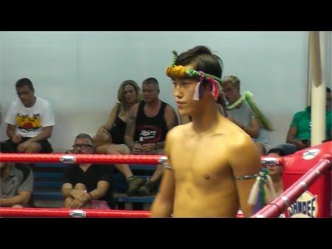 나승일 Seung Il VS Salim Muhidinov AKA Thailand: Bangla Boxing Stadium, 16th January 2015