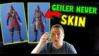 😱📢 GEILER NEW FORTNITE SKIN !! Fortnite Battle Royale