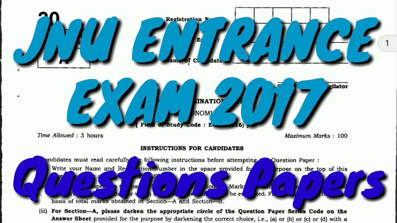 UP Bed Entrance Exam Previous Year Question Papers PDF ...
