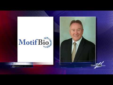 Motif Bio completes rolling submission of NDA for new antibi