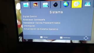 Convertidor digital QFX CV-103 convertir television analoga a digital o digital con analogo