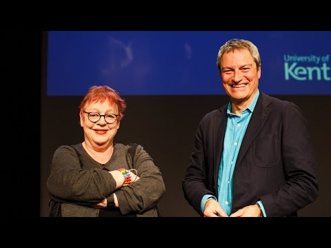 Gavin Esler In Conversation with Jo Brand