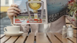 The Cricket World Cup carnival is coming!