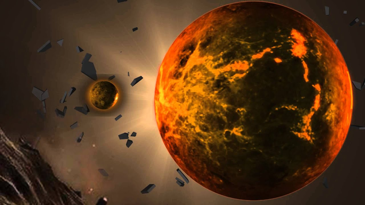 Planets Moving Live Wallpaper - YouTube